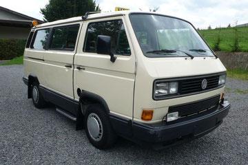 """VW T3 Caravelle """"Berlin Taxi"""", eins von wenigen, die überlebt haben. Turbodieselmotor mit Automatikgetriebe"""