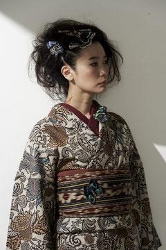 カメラ長谷康平さん モデル薫さん