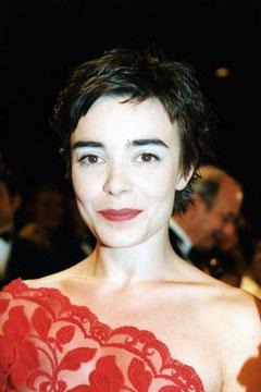 Elodie BOUCHEZ - Festival de Cannes 1998 © Anik COUBLE