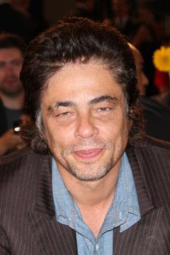 Benicio DEL TORO - Festival Lumière 2011 © Anik COUBLE