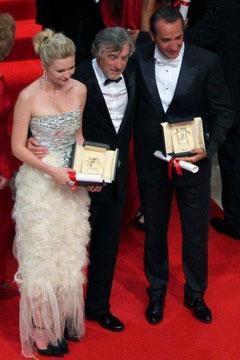 Jean DUJARDIN - Festival de Cannes 2011 © Anik COUBLE