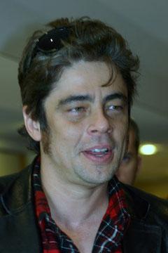 Benicio DEL TORO - Festival de Cannes 2005 © Anik COUBLE