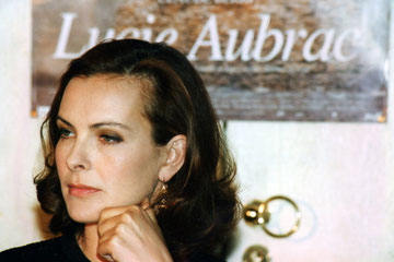 Carole BOUQUET - Lyon 1997 © Anik COUBLE