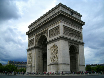 Paris with love...Arc de Triomphe