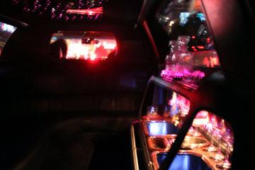 Las Vegas - By limousine!
