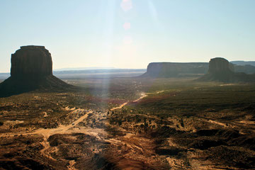 Arizona (USA) - The Monument Valley