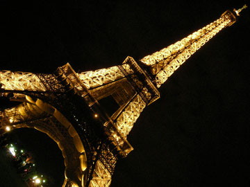 Paris with love...Tour Eiffel by night