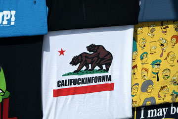California (USA) - Venice Beach - Funny T-Shirt