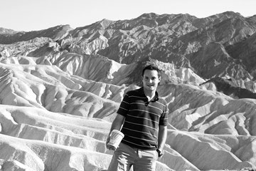 California (USA) - Death Valley - Shot by Alice L.