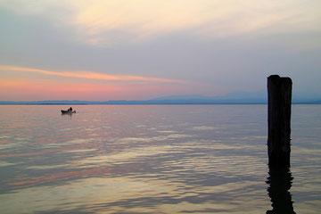 Scorcio del Lago di Garda (Lazise)