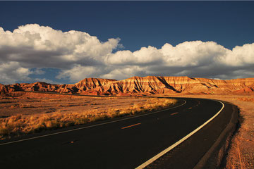 Arizona (USA) - Painted Desert