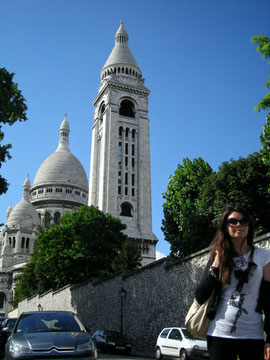 Paris with love...La Basilique du Sacré Coeur de Montmartre