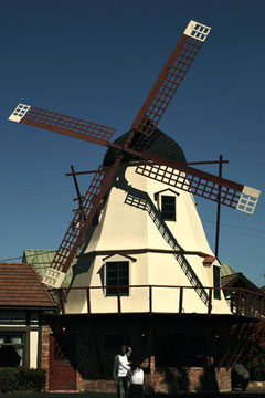 California (USA) - Danish Village of Solvang