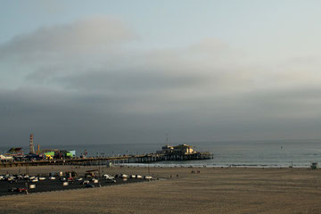 California (USA) - Los Angeles - The Pier of Santa Monica