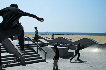 Skaters - California (USA) - Venice Beach
