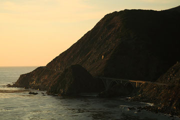 California (USA) - US 101 - Big Sur