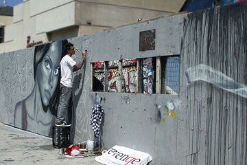 Street Artist - California (USA) - Venice Beach