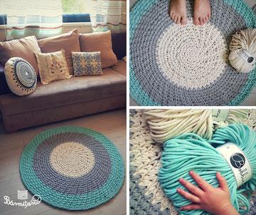 Madaras szőnyeg