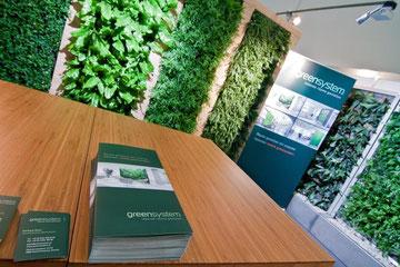 galerie greensystem green system pflanzen lehner vertical wall kr uterwand glatz. Black Bedroom Furniture Sets. Home Design Ideas