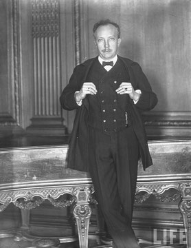 Richard Strauss, 1910