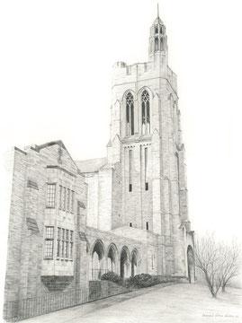 Church Street United Methodist Church © 2002