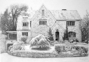 Steve and Jill Hall's House © 2003
