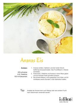 Ananas eis