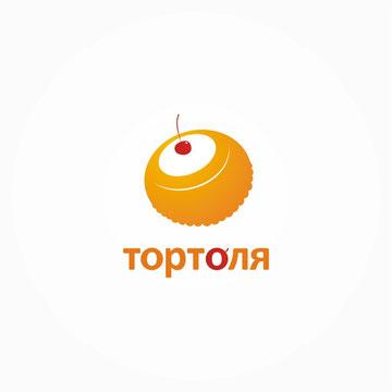 логотип ТортОля кондитерские изделия под заказ