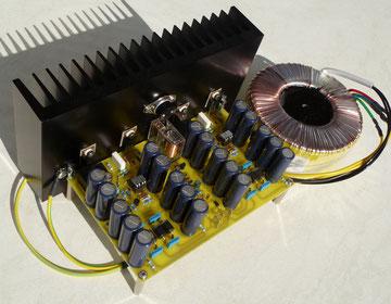 SE 12 - Eintaktendverstärker
