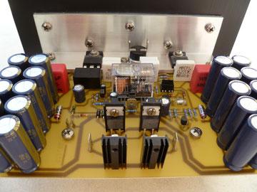 SE 25 - Eintaktendverstärker