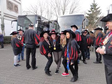 Rosenmontagsumzug  3.3.2014  Bonn