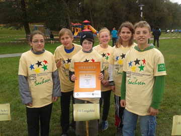 WK IV mixed - Oberschule Lengefeld, Platz 7