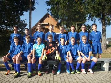 Platz 4 Gymnasium Zschopau