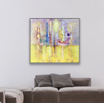 SEMBIANZE, 2015, 107 x 97 cm (Collezione privata)