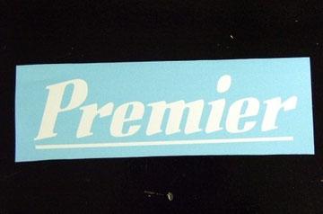Logo 70's Blanco sobre negro