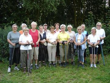 Teilnehmer Laufabzeichen Gold in 2008