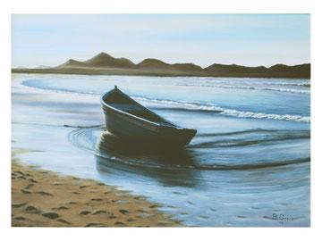Boat     70x50   cm    2008
