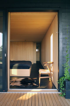 Stallumnutzung | Das verborgene Haus, Homburg: Schlafzimmer (Foto: Francesca Giovanelli)