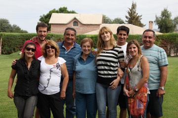 Muchas Gracias Familia Pacha