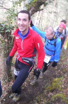 Alexandre, Piqueurs 23 km, dimanche 24 mars