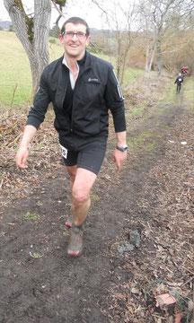 Vincent, Piqueurs 23 km, dimanche 24 mars