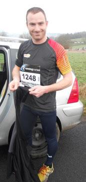 Guillaume, Piqueurs 23 km, dimanche 24 mars