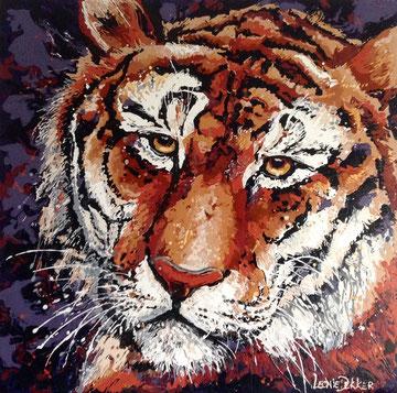 el tigre 100/100 acryl
