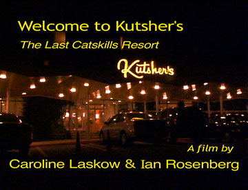 """Welcome to Kutsher's"" Title Card"