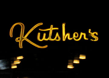 Kutsher's Neon Sign