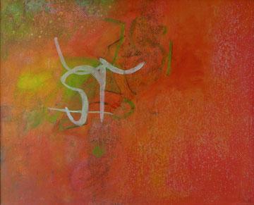 Energie II 80 x 100 cm Acryl auf Leinwand