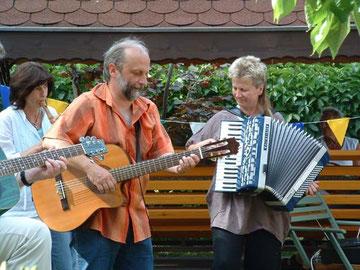 """Folkband """"Kraut und Rüben"""""""