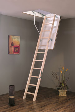 Isowood escalier escamotable
