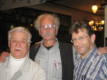 Nagy Alajos, Müller György és Szilágyi Zoltán