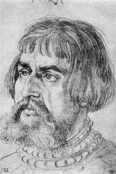 Porträt Lukas Cranach d. Ältere